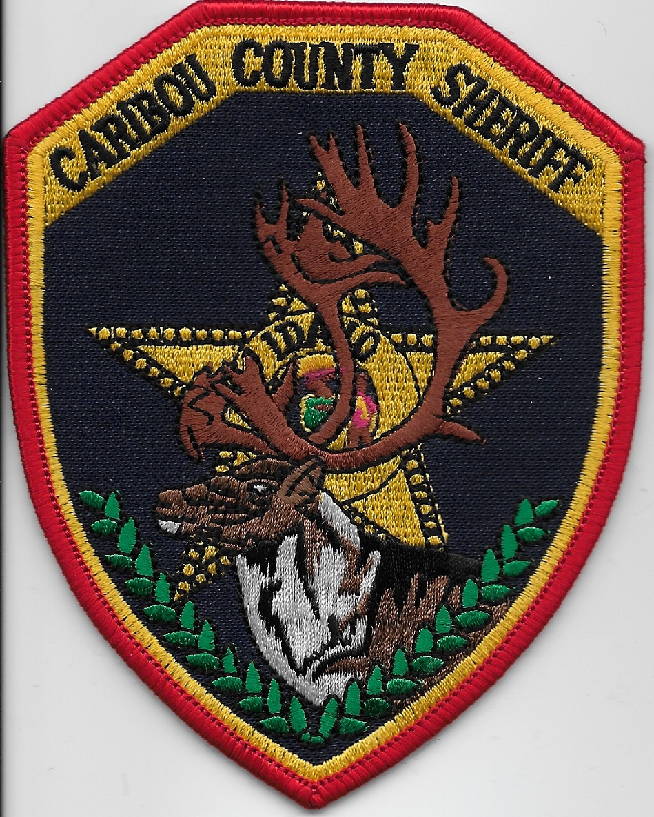 Caribou County Sheriff ID NEW