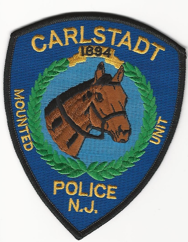 Carlstadt Mounted Police NJ