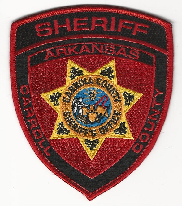 Carroll County Sheriff AR
