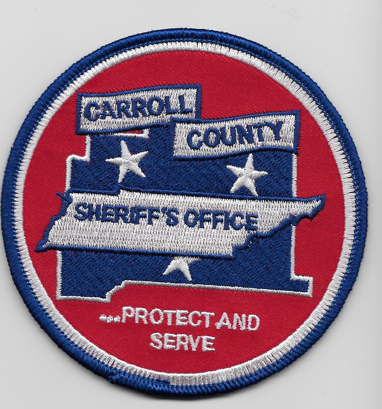 Carroll County Sheriff TN