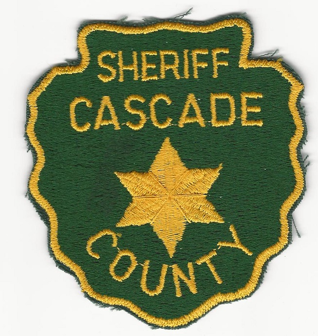 Cascade County Sheriff MT OLD