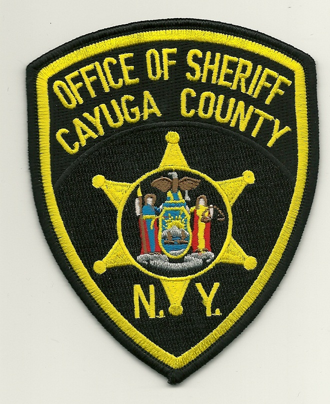 Cayuga County Sheriff State New York NY
