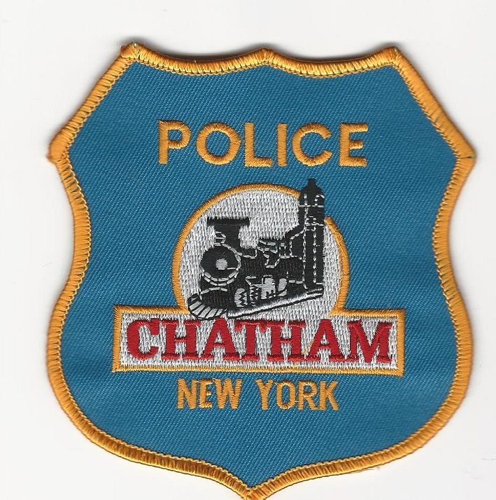 Chatham Police NY TRAIN