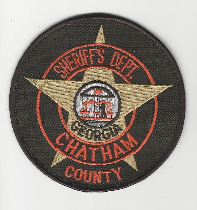 Chatham County Sheriff DEPT Georgia