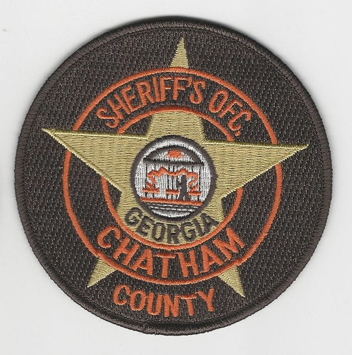 Chatham County Sheriff OFFICE Georgia