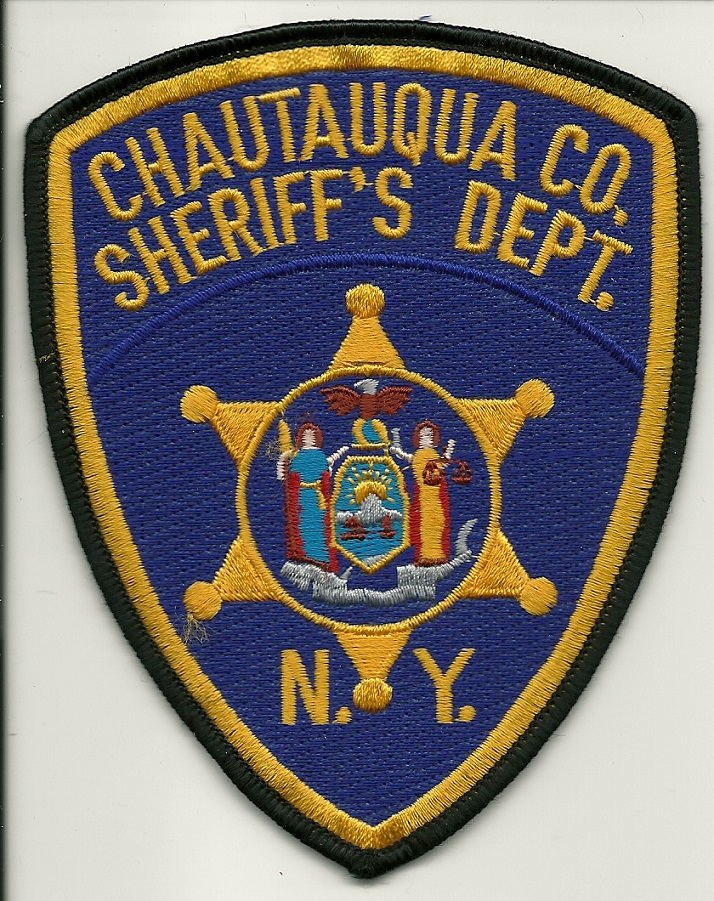 Chautauqua County Sheriff New York patch