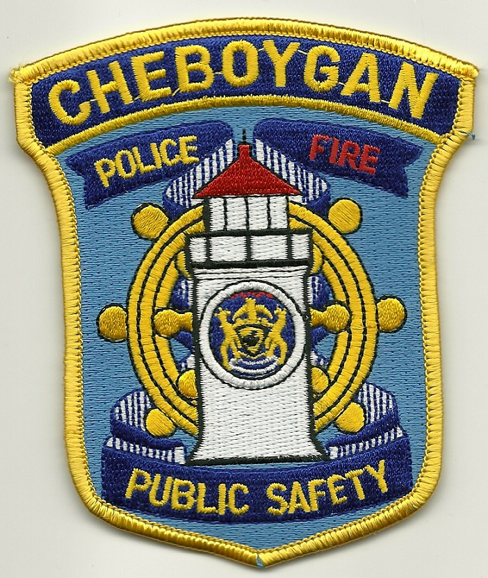 Cheboygan Police Public Safety State Michigan MI Lighthouse
