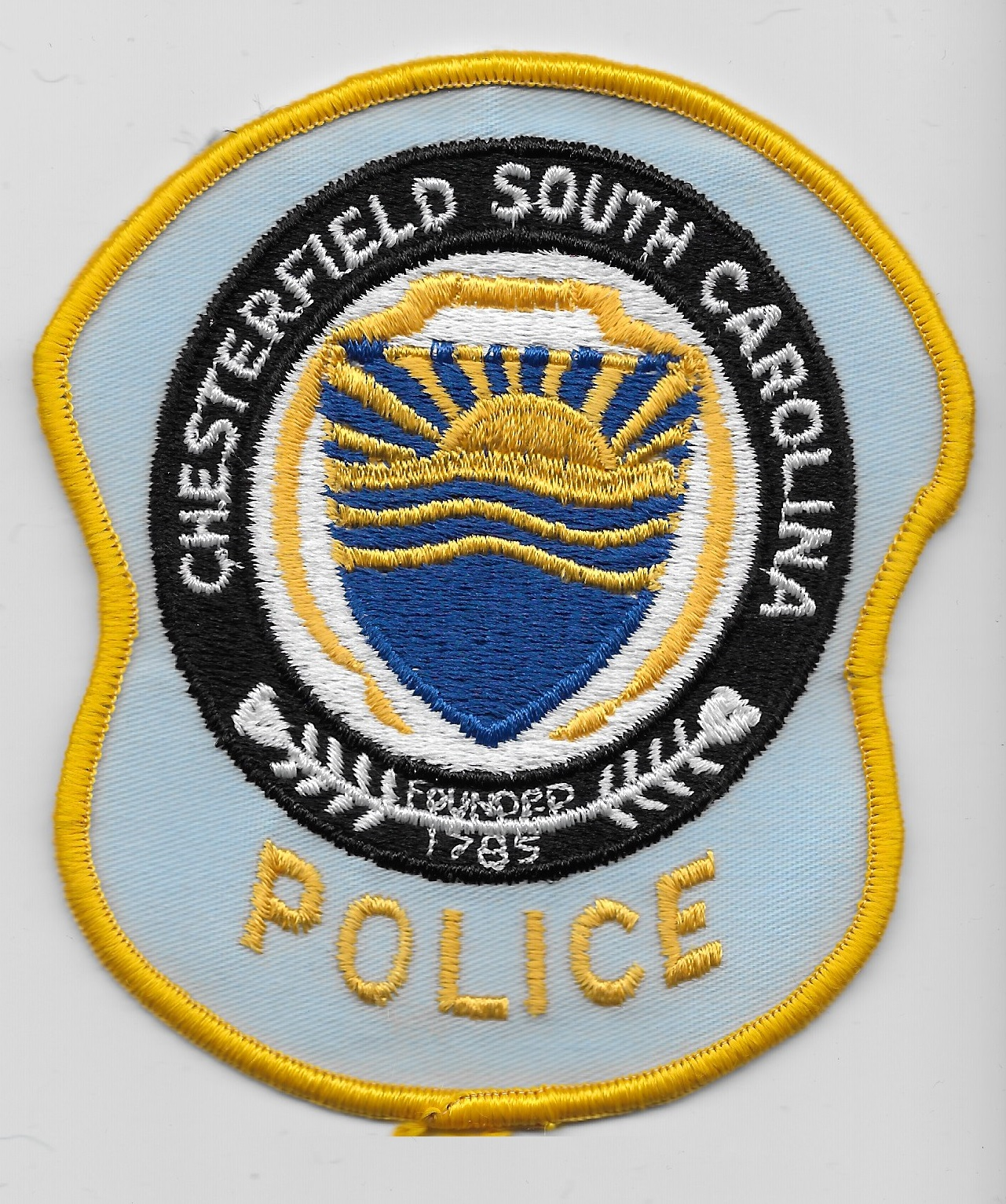 Chesterfield Police SC