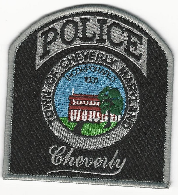 Cheverly Police Maryland MD
