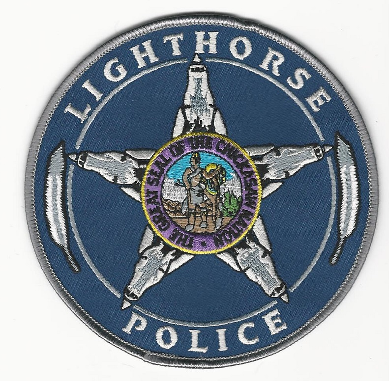 Chickasaw Lighthorse Tribal POlice OK