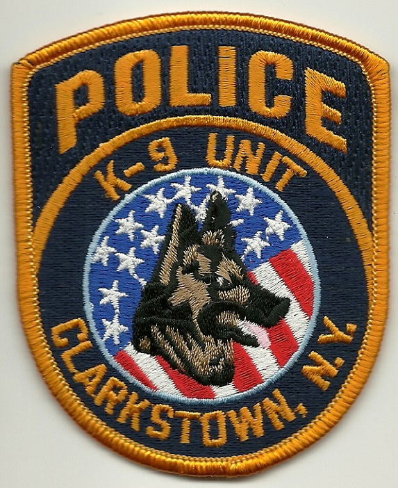 Clarkstown POlice k9 k-9 State New York NY
