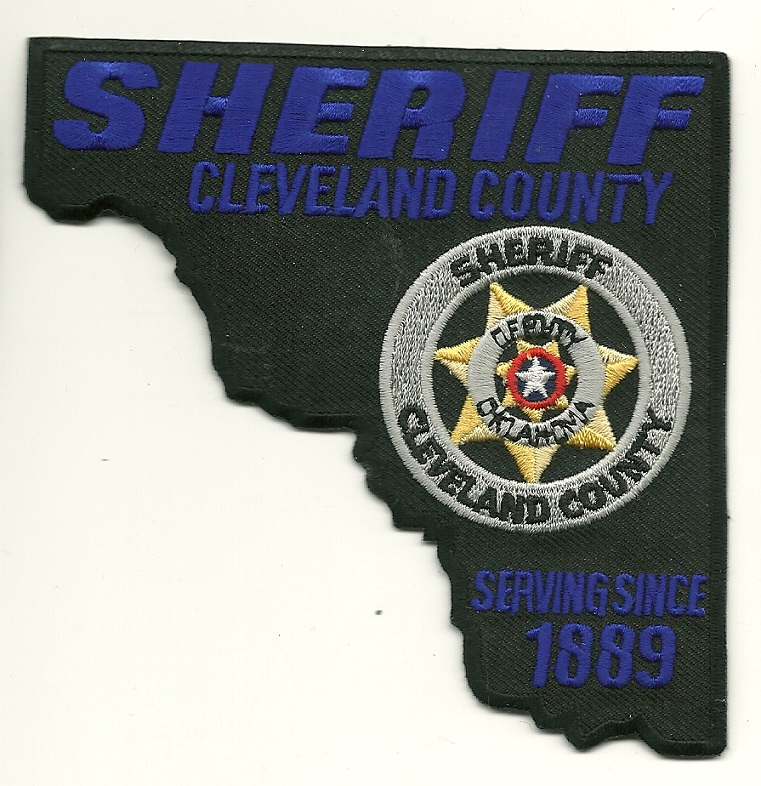 Cleveland County Sheriff State Oklahoma