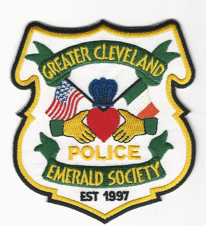 Greater Cleveland Police Pipes Drums Emerald Society