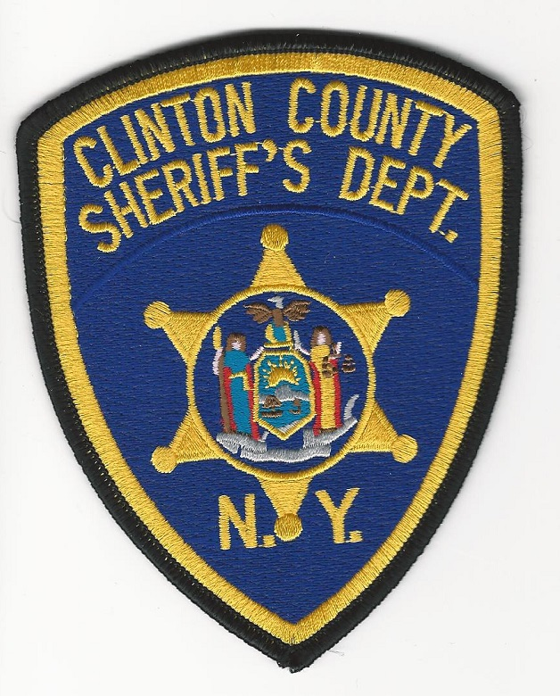 Clinton County Sheriff NY Blue
