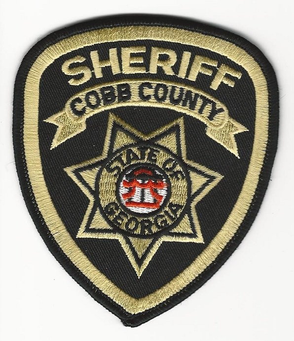 Cobb County Sheriff GA
