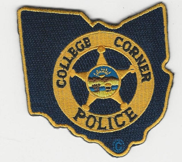 College Corner Police OH