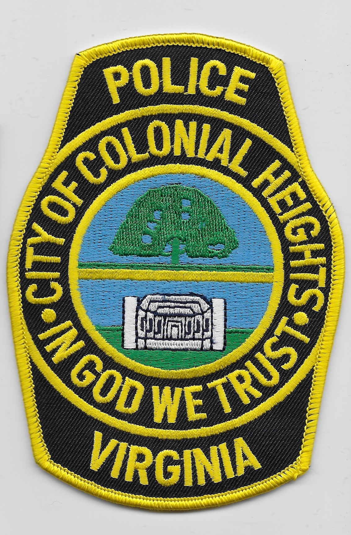 Colonial Heights Police VA
