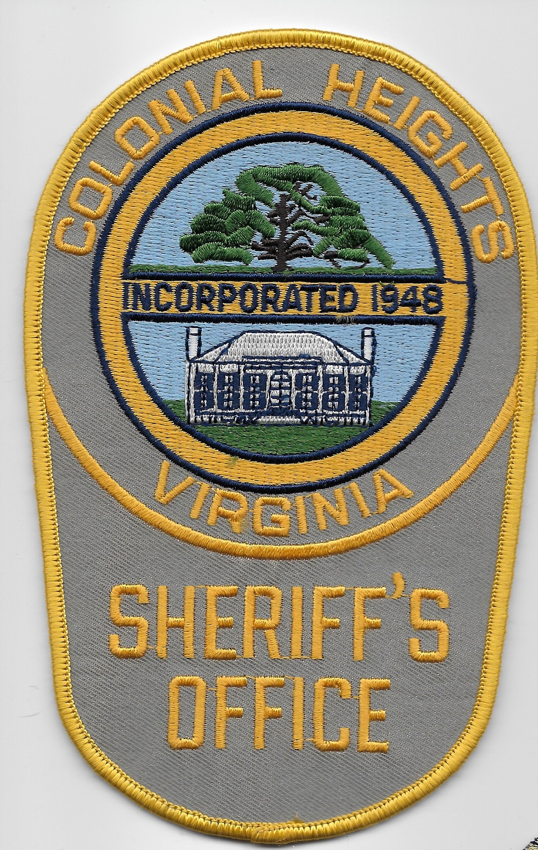 Colonial Heights Sheriff VA