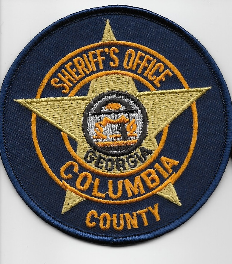 Columbia County Sheriff GA