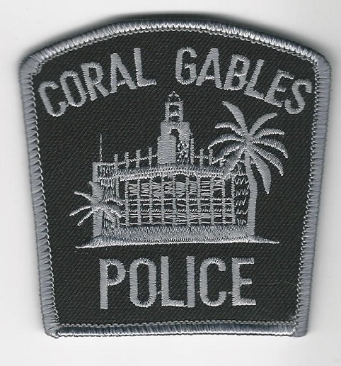 Coral Gables Police SWAT FL