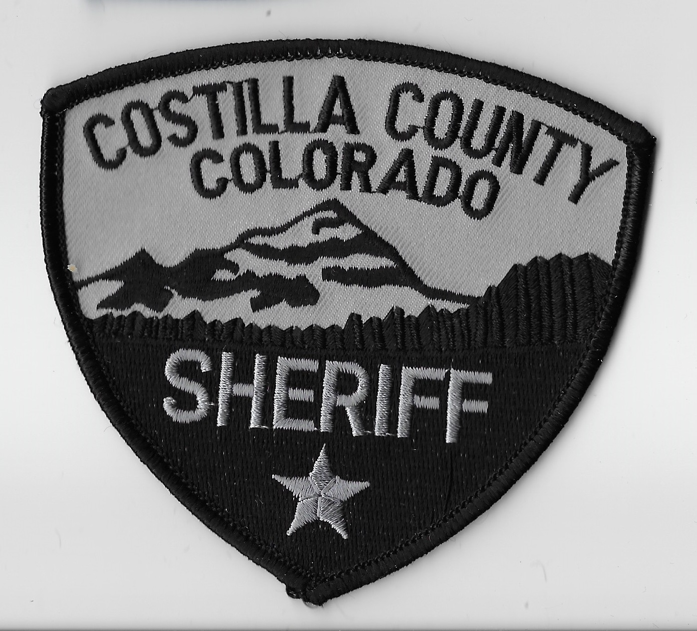 Costilla County Sheriff CO