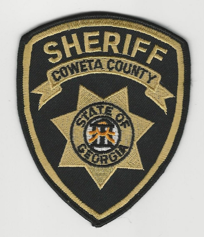 Coweta County Sheriff Georgia