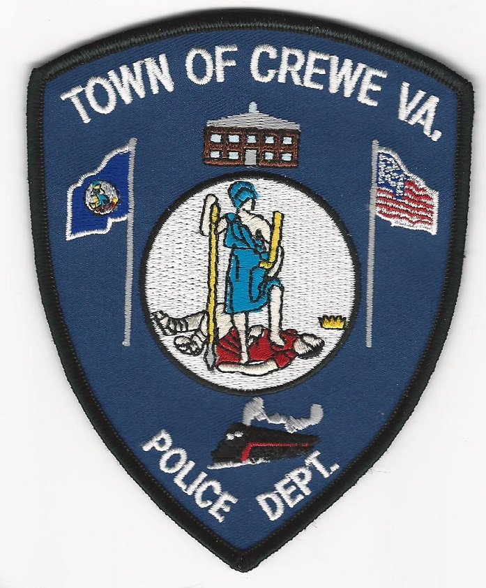 Creve POlice VA Train patch