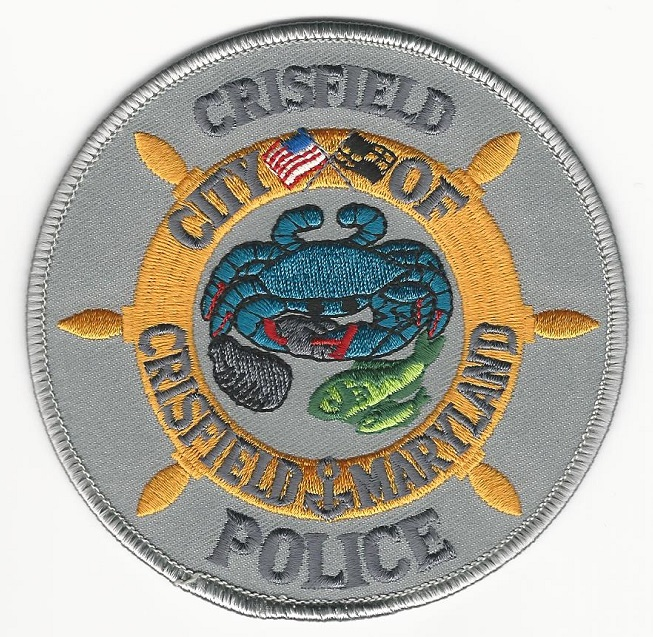 Crisfield Police MD