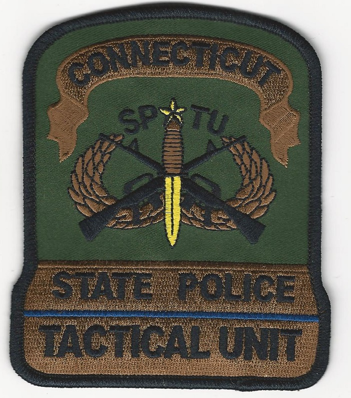 Connecticut State Police SWAT