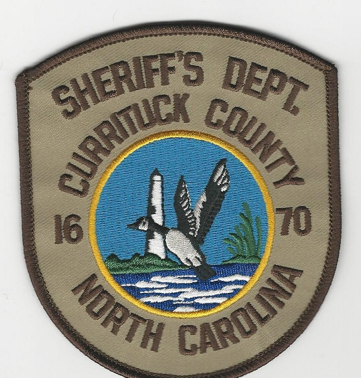 Currytuck County Sheriff NC