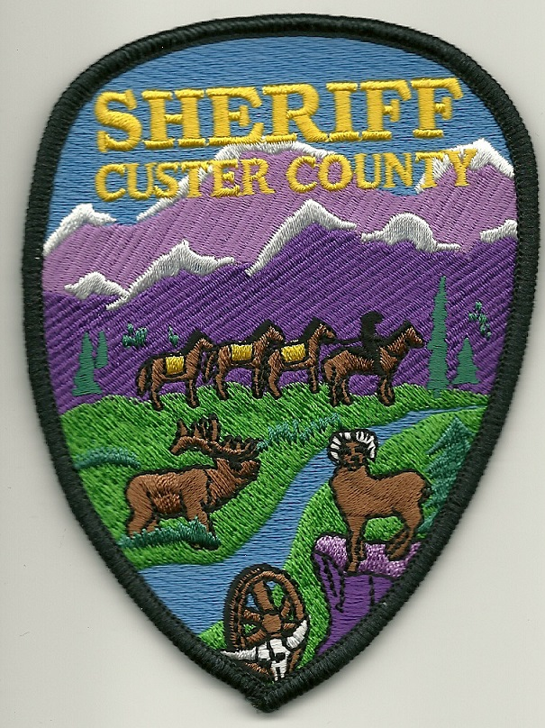 Custer County Sheriff ID