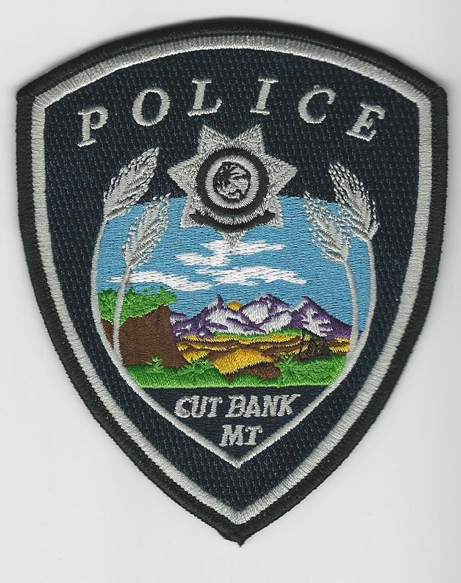 Cut Bank Police MT New Style