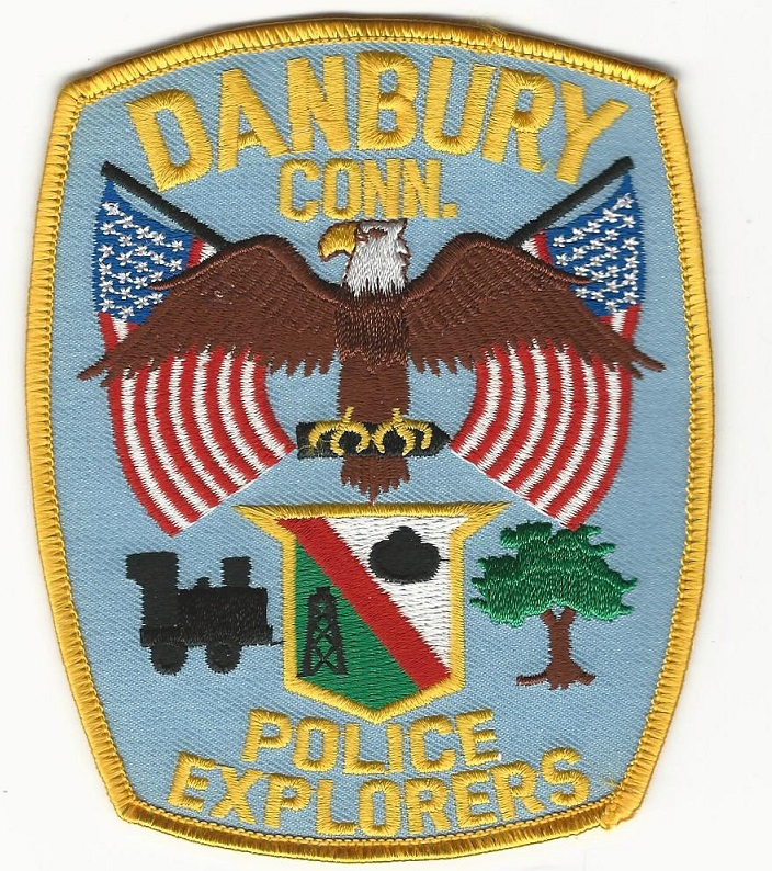 Danbury Police Explorers CT TRAIN