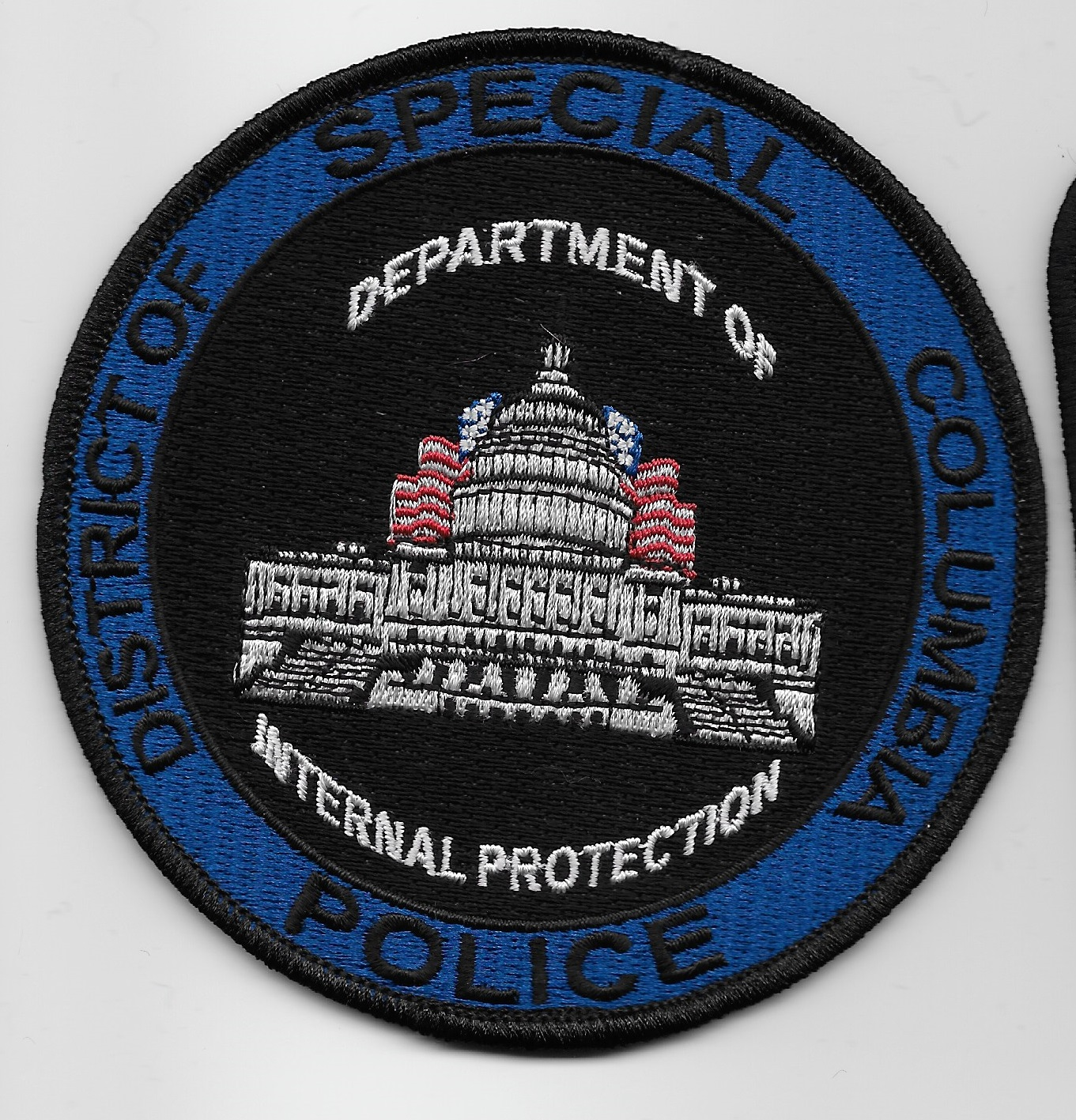 WA DC Internal Protection POlice