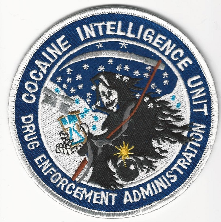 DEA Cocaine Intelligence