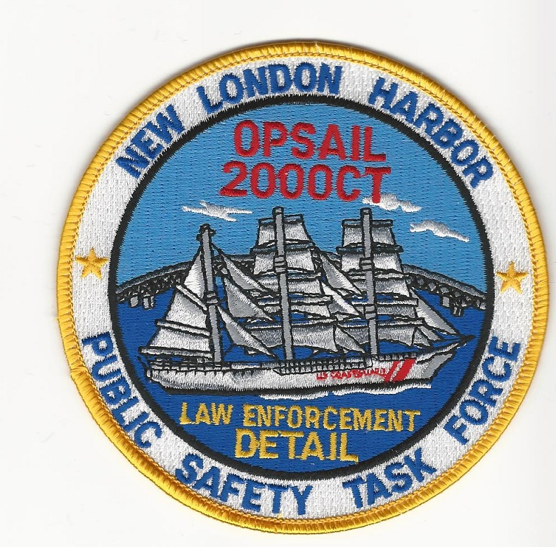 DEA US Coast Guard OP Sail 2000