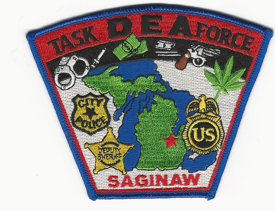 DEA Saginaw Michigan