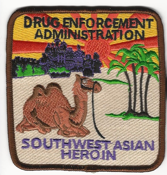 DEA Southwest Asian Heroin
