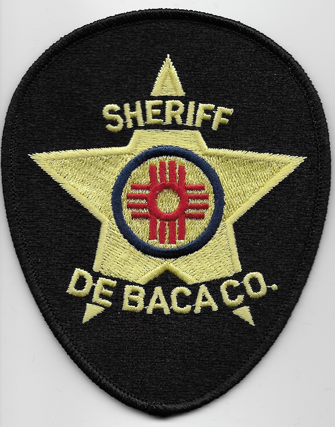 Debaca County Sheriff NM