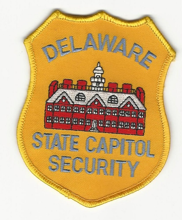 Delaware State Capitol Security Police