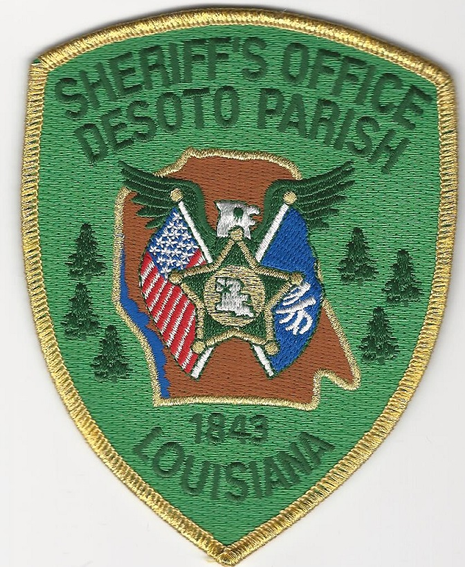 Desoto Parish Sheriff Louisiana LA