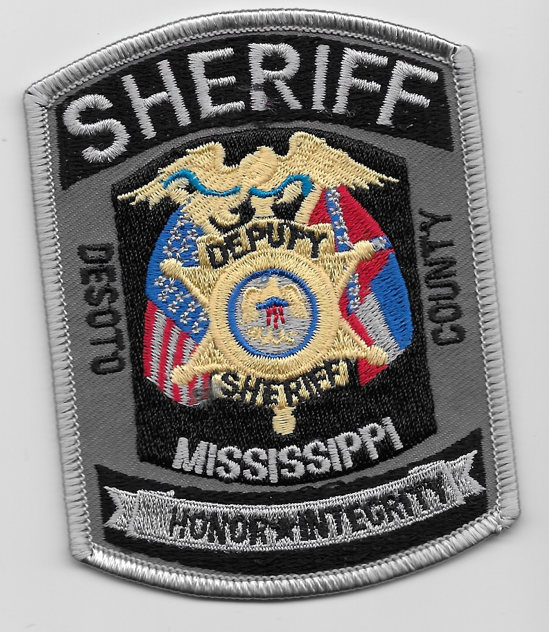 Desoto County Sheriff MS NEW