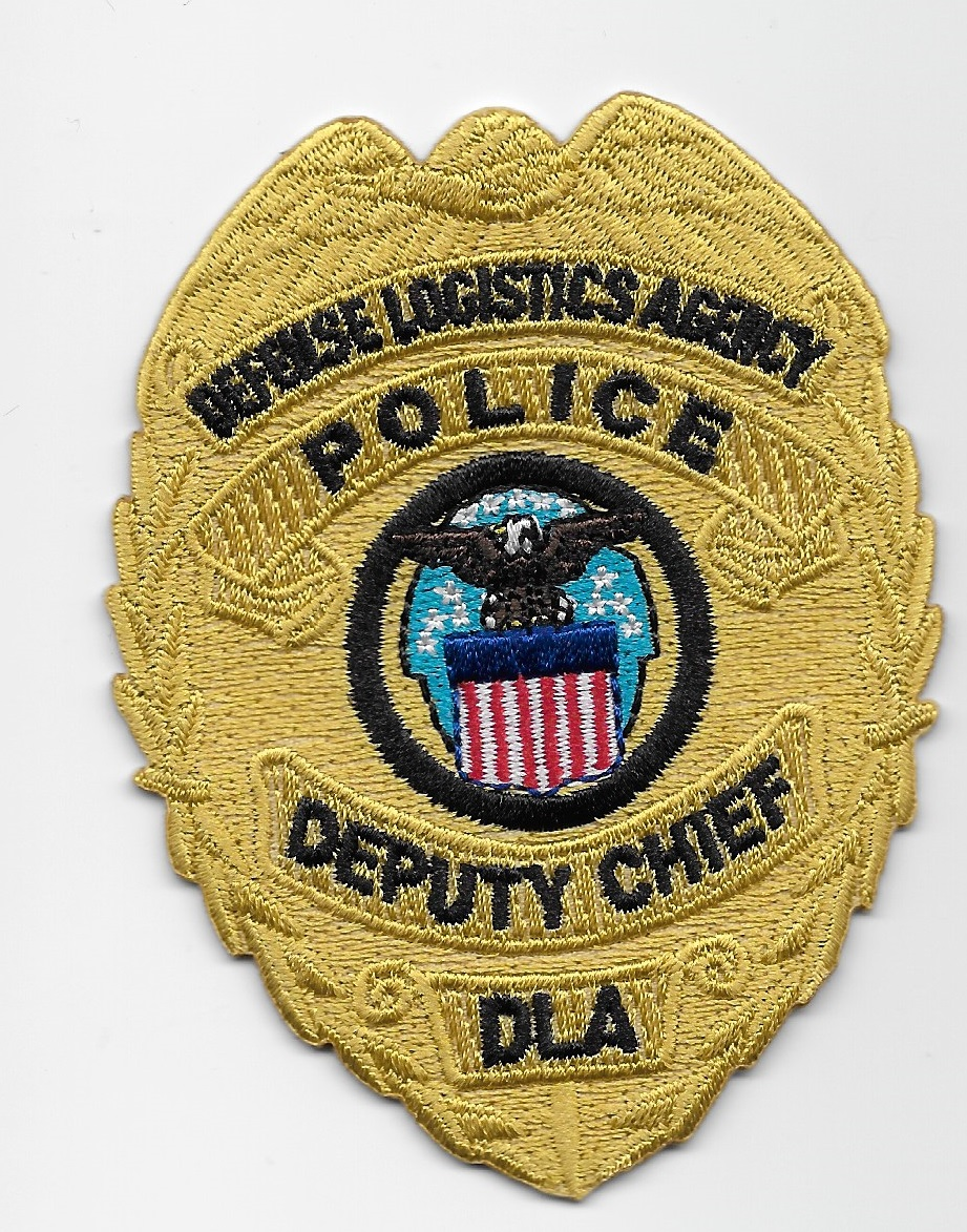 Defense Logistic Agency Police Deputy Chief