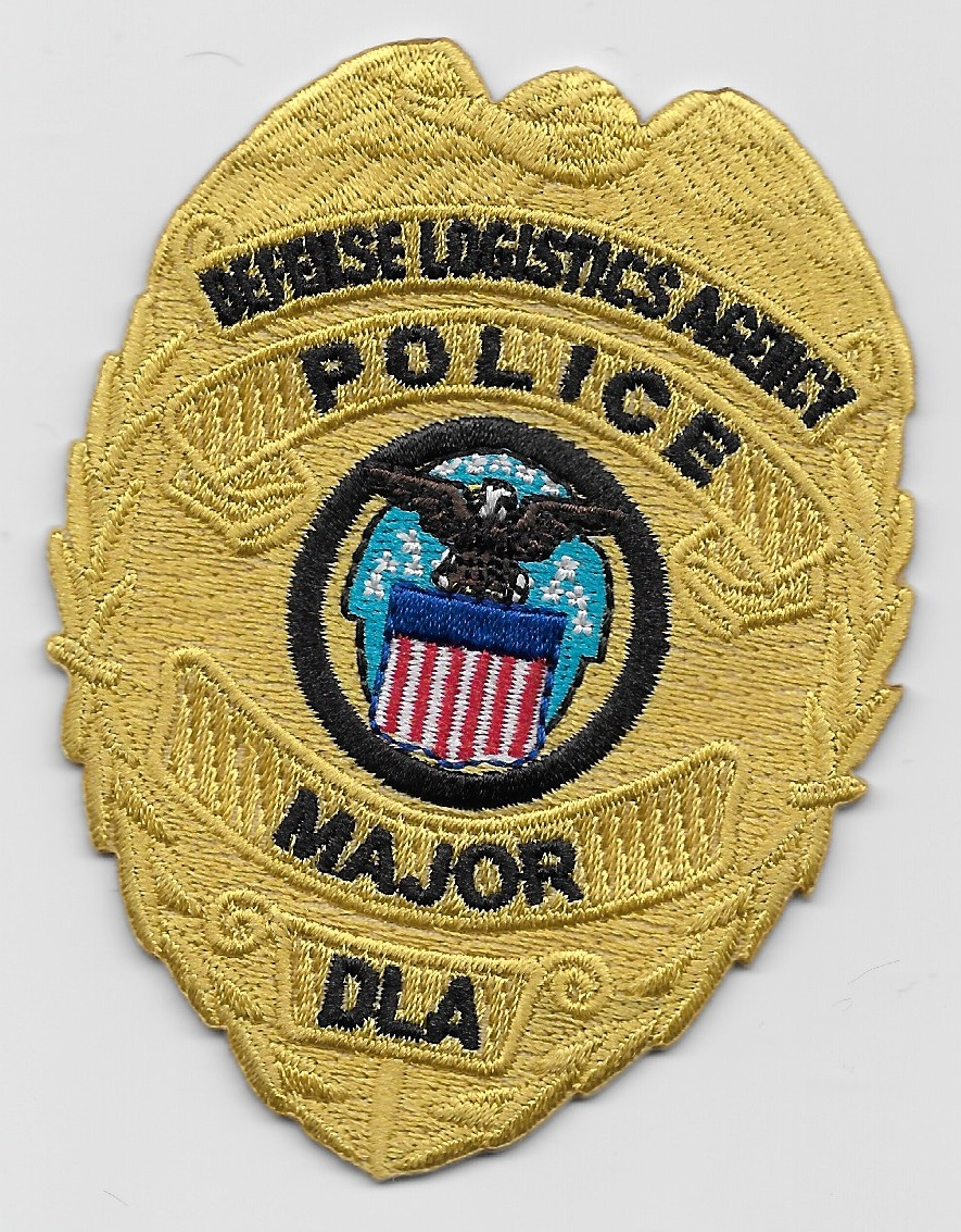 Defense Logistic Agency Police Major