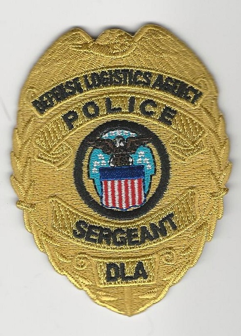 Defense Logistic Agency Police SGT
