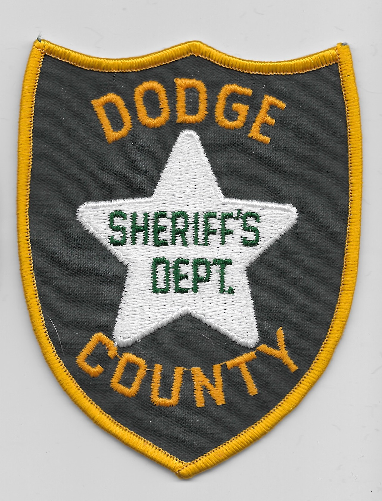 Dodge County Sheriff NE