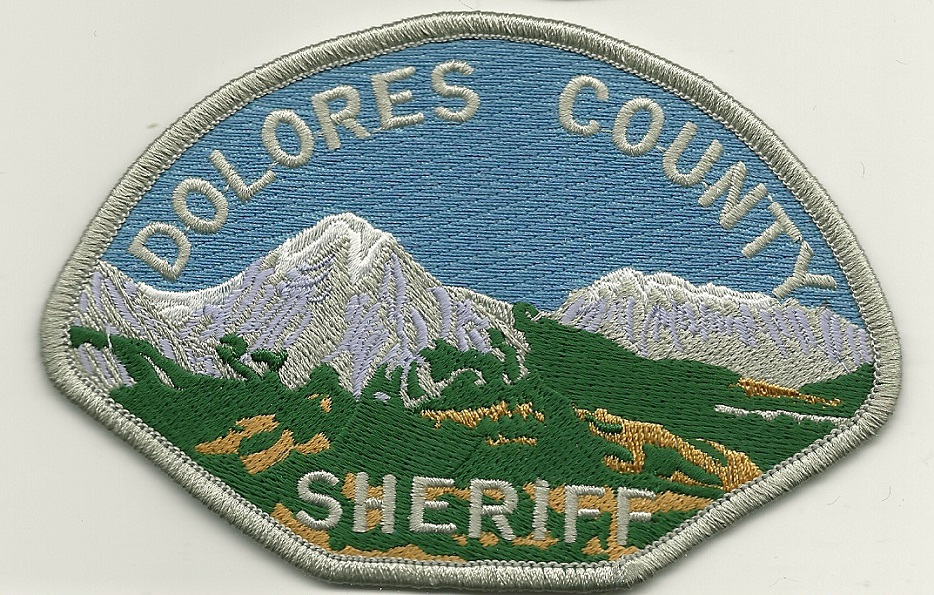 Dolores County Sheriff Colorado CO