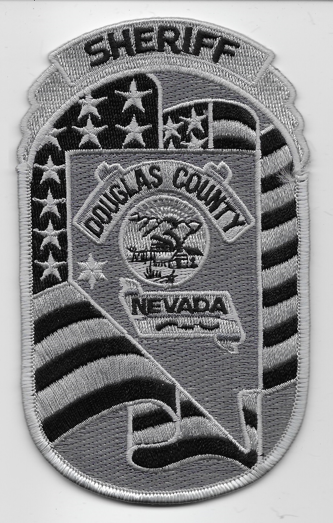 Douglas County Sheriff SWAT NV