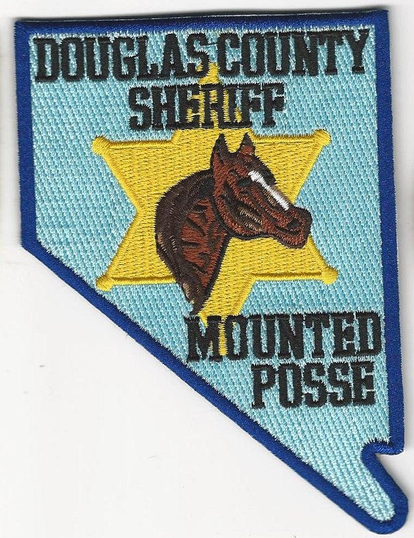 Douglas County Sheriff Mounted Nevada