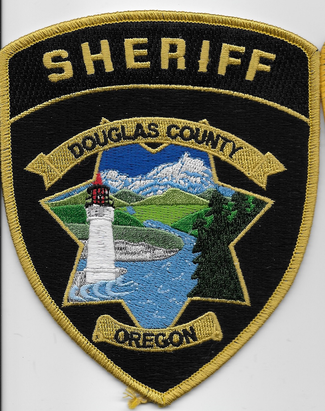 Douglas County Sheriff Lighthouse N/S OR